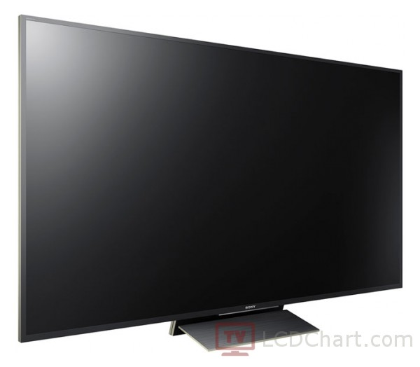 sony 65 bravia 4k ultra hd tv 2016 specifications. Black Bedroom Furniture Sets. Home Design Ideas