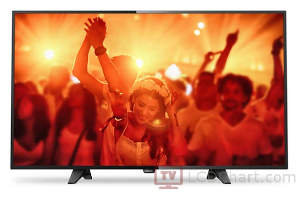 "Philips 32"" Ultra Slim HD TV / 32PHT4131/12"