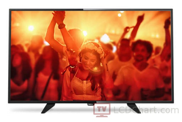 "Philips 40"" Ultra Slim Full HD TV / 40PFK4101/12"