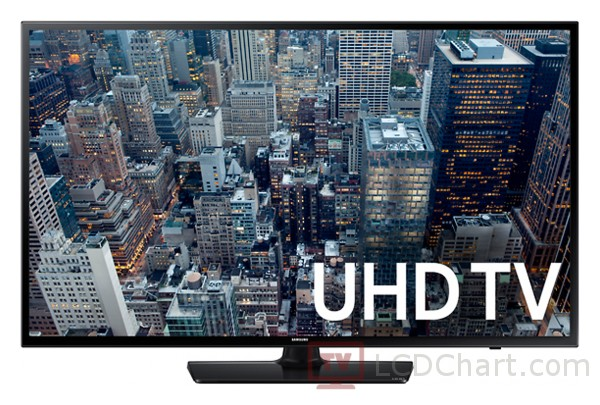 "Samsung 60"" 4K UHD Smart TV / UN60JU6400"