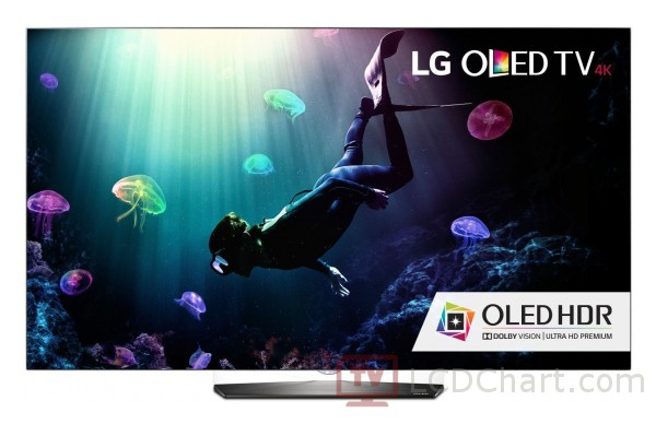 "LG 65"" 4K UHD Smart OLED TV / OLED65B6P"