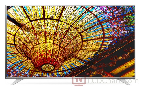 "LG 43"" 4K UHD Smart LED TV / 43UH6500"