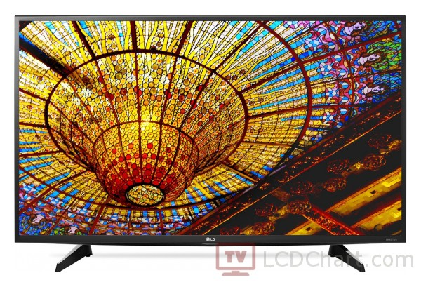 "LG 43"" 4K UHD HDR Smart TV / 43UH6100"