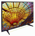 "LG 43"" 4K UHD HDR Smart TV / 43UH6100 photo"