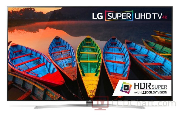 "LG 86"" 4K UHD Smart LED TV / 86UH9500"