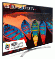 "LG 86"" 4K UHD Smart LED TV / 86UH9500 photo"