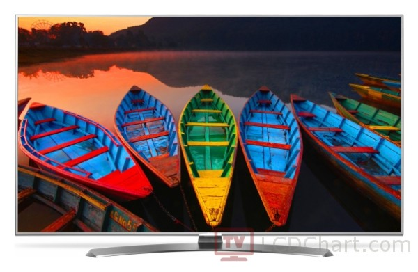 "LG 55"" Super UHD 4K HDR Smart LED TV / 55UH7700"
