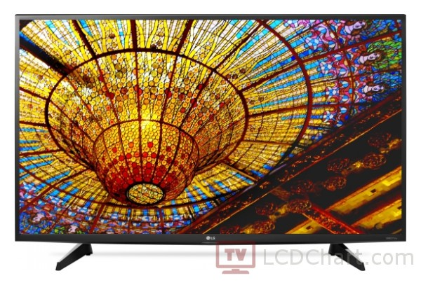 "LG 49"" 4K UHD HDR Smart LED TV / 49UH6100"