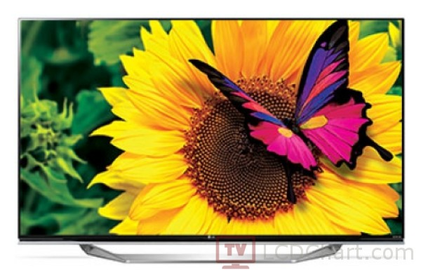 "LG 65"" Prime 4K UHD Smart LED TV / 65UF8600"