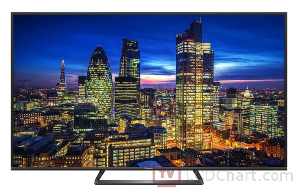 "Panasonic 65"" 4K Ultra HD Smart TV / TC-65CX650U"