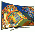 "Samsung 55"" Curved 4K Ultra HD Smart LED TV / UN55KU6500 photo"