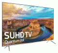 "Samsung 65"" 4K Ultra HD Smart LED TV / UN65KS8000 photo"