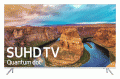 "Samsung 65"" 4K Ultra HD Smart LED TV (UN65KS8000)"