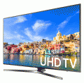 "Samsung 43"" 4K Ultra HD Smart LED TV / UN43KU7000 photo"