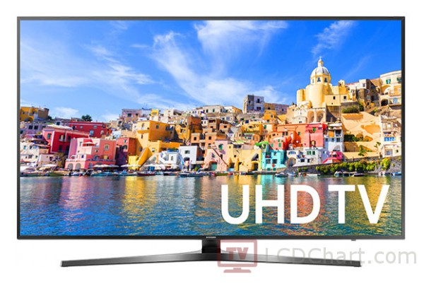 "Samsung 55"" 4K Ultra HD Smart LED TV / UN55KU7000"