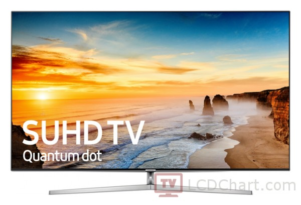 "Samsung 65"" 4K Ultra HD Smart LED TV / UN65KS9000"