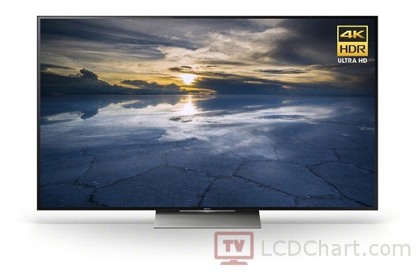 "Sony 75"" 4K Ultra HD Smart LED TV / XBR75X940D"