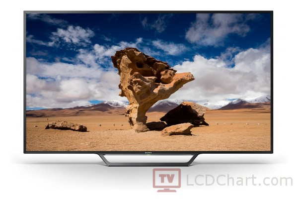 "Sony 40"" 1080p Smart LED TV / KDL40W650D"