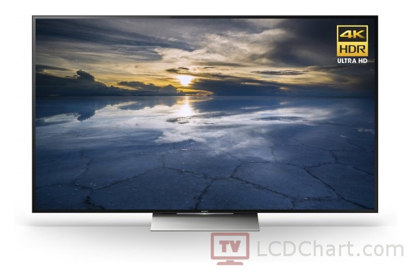 "Sony 55"" 4K Ultra HD 3D Smart TV / XBR55X930D"