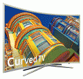 "Samsung 55"" Curved 1080p Smart LED TV / UN55K6250 photo"