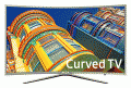 "Samsung 55"" Curved 1080p Smart LED TV (UN55K6250)"