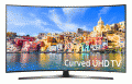 "Samsung 55"" Curved 4K Ultra HD Smart LED TV (UN55KU7500)"