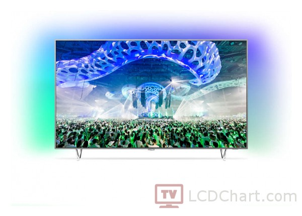 "Philips 55"" 4K Ultra HD Smart LED TV / 55PUS7601/12"
