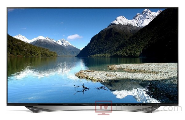 "LG 79"" 4K Ultra HD Smart LED TV / 79UF860V"