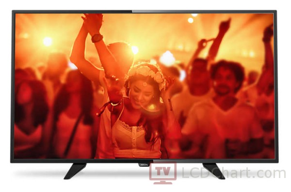 "Philips 32"" Full HD LED TV / 32PFK4101/12"