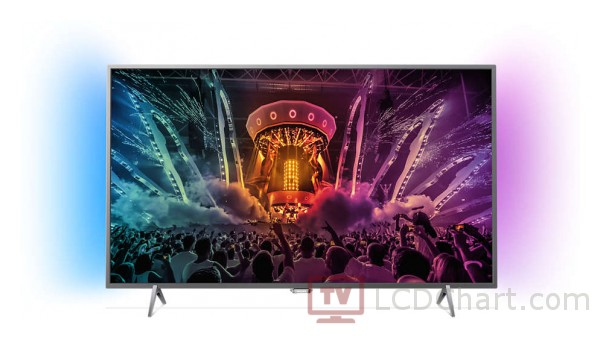 "Philips 32"" Full HD Smart LED TV / 32PFS6401/12"
