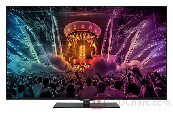 "Philips 49"" 4K Ultra HD Smart LED TV / 49PUS6031/12"