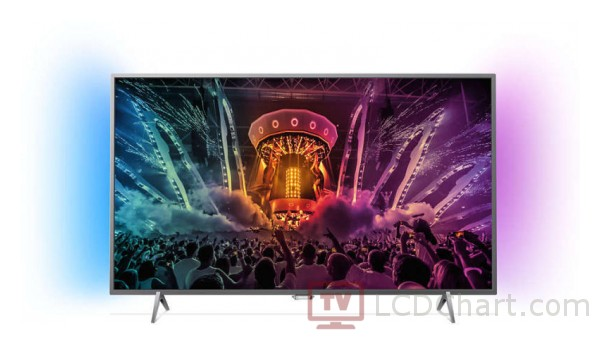 "Philips 49"" 4K Ultra HD Smart LED TV / 49PUS6401/12"