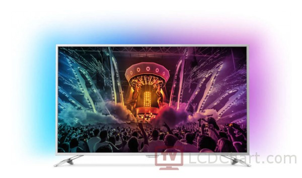 "Philips 55"" 4K Ultra HD Smart LED TV / 55PUS6561/12"