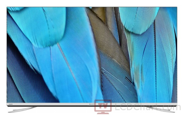 "Sharp 55"" Aquos 4K Ultra HD Smart TV / LC-55XUF8772ES"