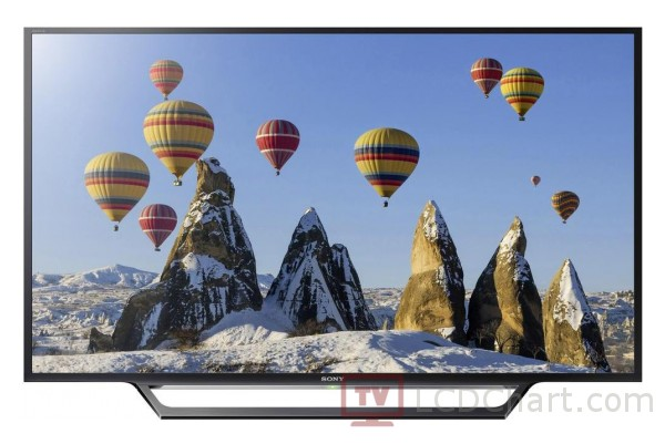 "Sony 32"" HD Smart LED TV / KDL32WD605"