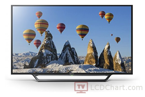 "Sony 40"" Full HD Smart LED TV / KDL40WD655"