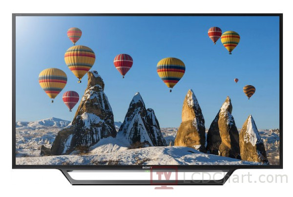 "Sony 48"" Full HD Smart LED TV / KDL48WD653"