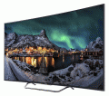 "Sony 55"" Curved 4K Ultra HD Smart LED TV / KD55S8005C photo"