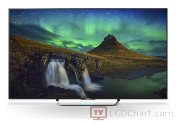 "Sony 55"" 4K Ultra HD Smart LED TV / KD55X8509C"