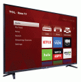 "TCL 55"" 4K Ultra HD Smart LED TV / 55US57 photo"