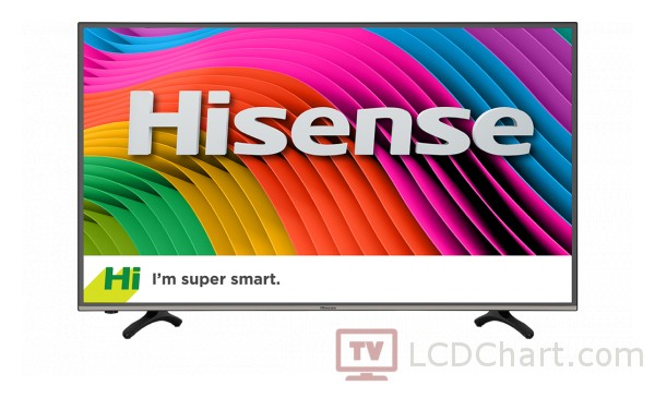 "Hisense 43"" 4K Ultra HD Smart LED TV / 43H7C"