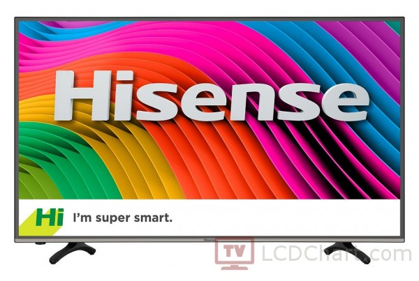 "Hisense 50"" 4K Ultra HD Smart LED TV / 50H7C"
