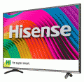 "Hisense 50"" 4K Ultra HD Smart LED TV / 50H7C photo"