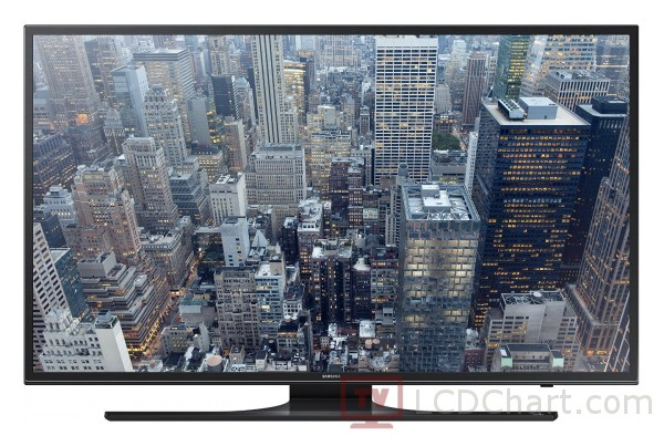 "Samsung 40"" 4K Ultra HD Smart LED TV / UN40JU6500"