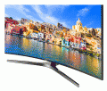 "Samsung 49"" Curved 4K Ultra HD Smart LED TV / UN49KU7500 photo"