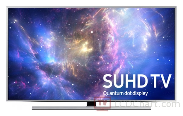 "Samsung 55"" 4K Ultra HD Smart LED TV / UN55JS8500"