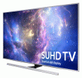"Samsung 55"" 4K Ultra HD Smart LED TV / UN55JS8500 photo"