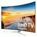 "Samsung 55"" Curved 4K Ultra HD Smart LED TV / UN55KS9500 photo"