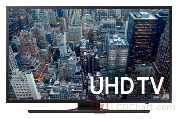 "Samsung 75"" 4K Ultra HD Smart LED TV / UN75JU6500"
