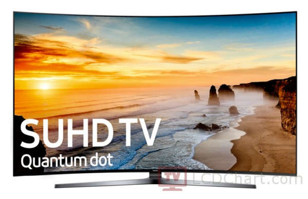 "Samsung 78"" Curved 4K Ultra HD Smart LED TV / UN78KS9800"
